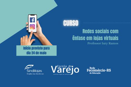 Banner 500x330 CURSO redes sociais enfase lojas virtuais