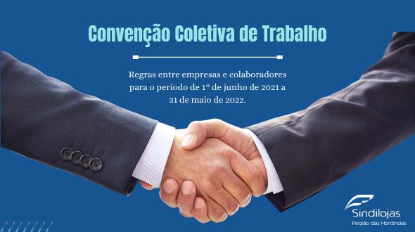 Site Convenção Coletiva de Trabalho 2021