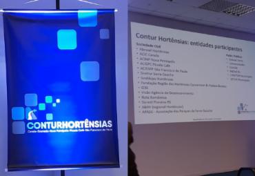 Contur Hortênsias elege diretoria para gestão 2021/2022